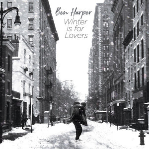 Ben Harper - Winter Is For Lovers (Ltd. Ed. Opaque White Vinyl) - Blind Tiger Record Club