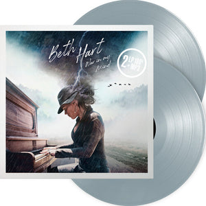 Beth Hart - War In My Mind (Ltd. Ed. Blue 2XLP) - Blind Tiger Record Club