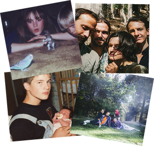 The Big Thief Studio Album Collectors Series - Blind Tiger Record Club