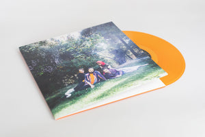 Big Thief - U.f.o.f. (Ltd. Ed. Orange Vinyl) - Blind Tiger Record Club