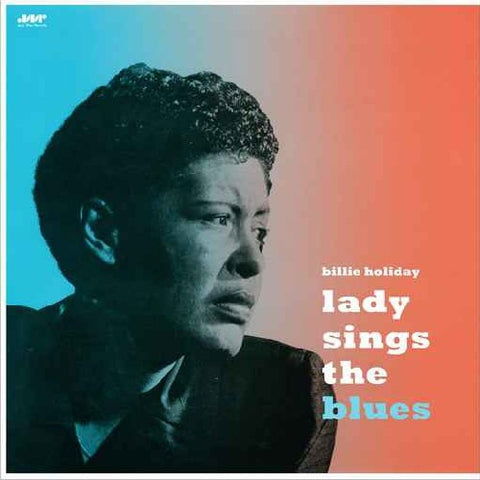 Billie Holiday - Lady Sings The Blues (Ltd. Ed. 180G Yellow Vinyl) - Blind Tiger Record Club