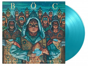 Blue Oyster Cult - Fire of Unknown Origin (Ltd. Ed. 180G Turquoise Vinyl) - Blind Tiger Record Club