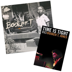 Booker T - The Note by Note/Time is Tight Collectors Series - Blind Tiger Record Club