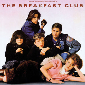 Various Artists - The Breakfast Club (Original Motion Picture Soundtrack) - Blind Tiger Record Club