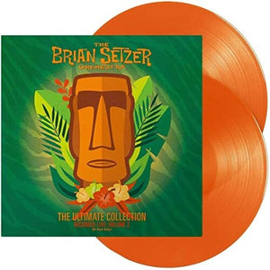 The Brian Setzer Orchestra - The Ultimate Collection Recorded Live: Volume 2 (Ltd. Ed. 180G Orange 2XLP) - Blind Tiger Record Club