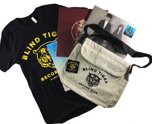 The B.T.R.C. Vinyl Starter Pack - Blind Tiger Record Club