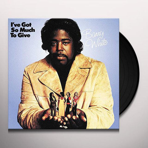 Barry White - I've Got So Much To Give (180g)
