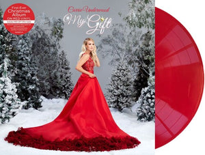Carrie Underwood - My Gift (Ltd. Ed. Red Vinyl) - Blind Tiger Record Club