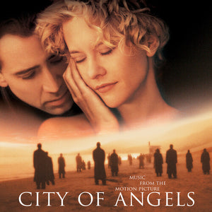 City Of Angels - Music From the Motion Picture (Ltd. Ed. Caramel 2XLP) - Blind Tiger Record Club
