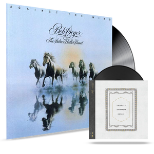 Bob Seger & the Silver Bullet Band - Against The Wind - MEMBER EXCLUSIVE - Blind Tiger Record Club