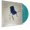 Dan Luke & The Raid - Out of the Blue (Ltd. Ed. Autographed Blue Vinyl) - Blind Tiger Record Club