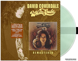 David Coverdale - White Snake (Ltd. Ed. Coke Bottle Clear Vinyl)