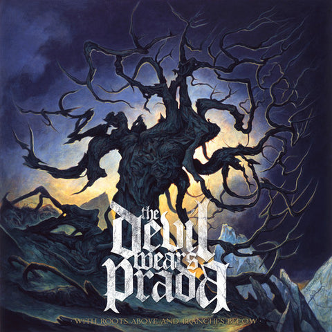 The Devil Wears Prada - With Roots Above and Branches Below (Ltd. Ed. color vinyl, 140g) - Blind Tiger Record Club