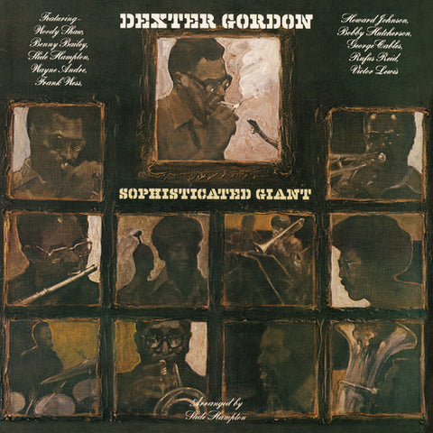 Dexter Gordon - Sophisticated Giant (140g)