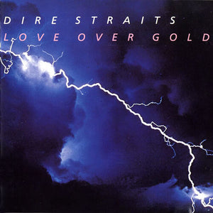 Dire Straits - Love Over Gold - Blind Tiger Record Club