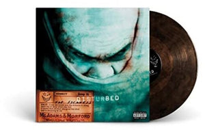 Disturbed - The Sickness (Ltd. Ed. Smoky Black Vinyl) - Blind Tiger Record Club