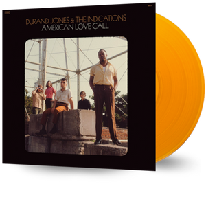 Durand Jones & the Indications - American Love Call (Ltd. Ed. Orange Vinyl) - Blind Tiger Record Club