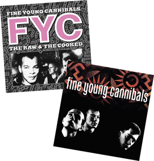 The Fine Young Cannibals Collectors Series - Blind Tiger Record Club
