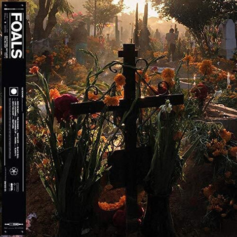 Foals - Everything Not Saved Will Be Lost: Part 2 - Blind Tiger Record Club