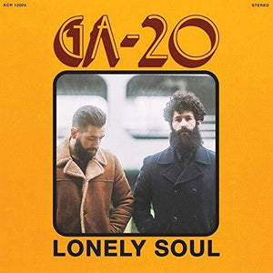 GA-20 - Lonely Soul (Ltd. Ed. Red Vinyl) - MEMBER EXCLUSIVE - Blind Tiger Record Club