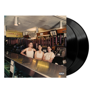 HAIM - Women in Music Pt. III (2XLP) - Blind Tiger Record Club