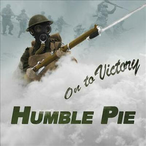 Humble Pie - On to Victory (Ltd. Ed. Color Vinyl) - Blind Tiger Record Club