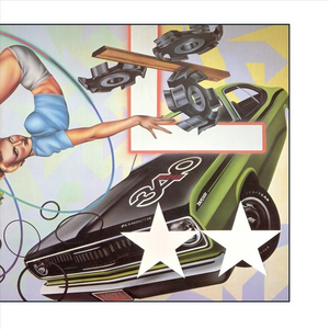 The Cars - Heartbeat City (Ltd. Ed. White Vinyl 2XLP) - Blind Tiger Record Club