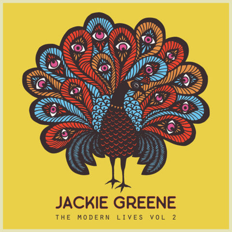 Jackie Greene - The Modern Lives Vol 2 (180G) - MEMBER EXCLUSIVE