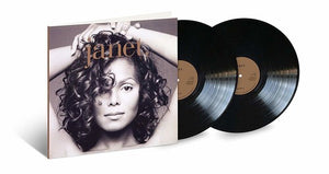 Janet Jackson - Janet. (2XLP) - Blind Tiger Record Club