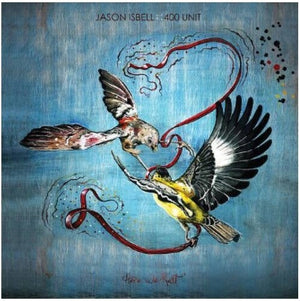 Jason Isbell & the 400 Unit - Here We Rest (Ltd. Ed. Blue Vinyl) - Blind Tiger Record Club
