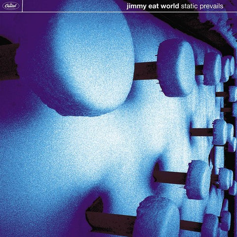 Jimmy Eat World - Static Prevails (2XLP)