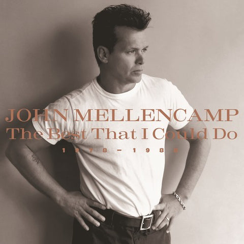 John Mellencamp - The Best That I Could Do 1978-1988 (Ltd. Ed.) - Members Exclusive