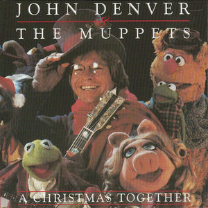 John Denver & the Muppets - A Christmas Together (Ltd. Ed. Translucent Green Vinyl) - Blind Tiger Record Club