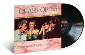 Johnny Cash - Class of 55: Memphis Rock and Roll Homecoming (Ltd. Ed. 180G) - Blind Tiger Record Club