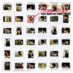 John Prine - Prime Prine: The Best of John Prine (Ltd. Ed. 180G) - Blind Tiger Record Club