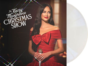 Kacey Musgraves - The Kacey Musgraves Christmas Show (White Vinyl) - Blind Tiger Record Club