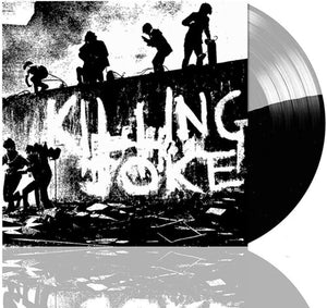Killing Joke - Killing Joke (Ltd. Ed. Black/Silver Vinyl) - Blind Tiger Record Club