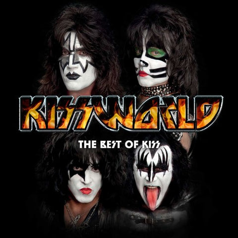 Kiss - Kissworld: The Best of Kiss (140G) - MEMBERS EXCLUSIVE