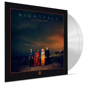 Little Big Town - Nightfall (Ltd. Ed. Clear 2XLP) - Blind Tiger Record Club