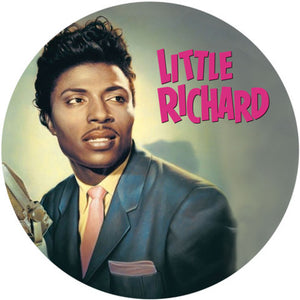 Little Richard - Tutti Frutti - Greatest Hits (Picture Disc) - Blind Tiger Record Club
