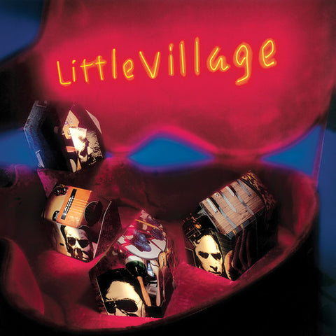 Little Village - Little Village (Ltd. Ed. Blue Vinyl)