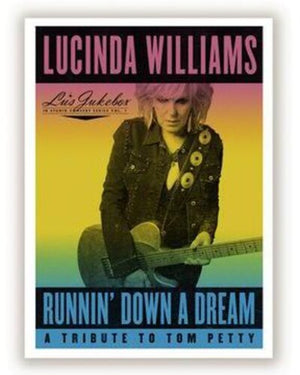 Lucinda Williams - Runnin' Down a Dream: A Tribute to Tom Petty (2XLP)