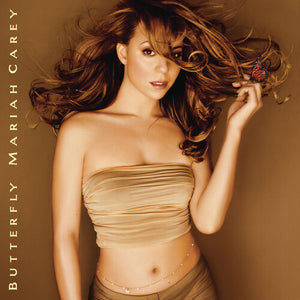 Mariah Carey - Butterfly (Ltd. Ed. 140G) - Blind Tiger Record Club