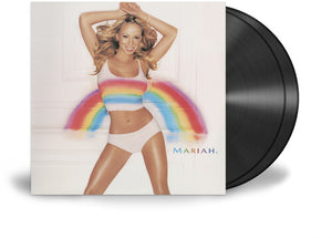 Mariah Carey - Rainbow (Ltd. Ed. 140G 2XLP) - Blind Tiger Record Club