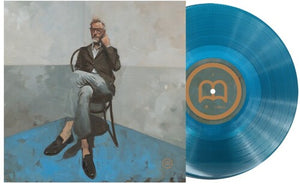 Matt Berninger - Serpentine Prison (Ltd. Ed. Translucent Sea Blue Vinyl) - Blind Tiger Record Club