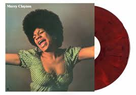 Merry Clayton - Merry Clayton (Ltd. Ed. maroon vinyl) - Blind Tiger Record Club