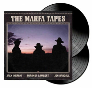 Miranda Lambert - The Marfa Tapes (140G 2XLP)