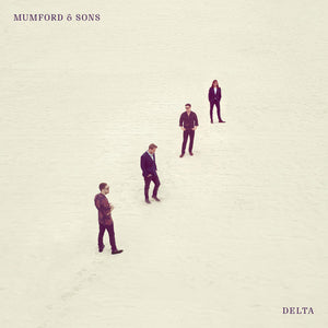 Mumford & Sons - Delta (Ltd. Ed. 2XLP Sand Vinyl) - MEMBER EXCLUSIVE - Blind Tiger Record Club