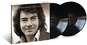 Neil Diamond - All-Time Greatest Hits (2XLP) - Blind Tiger Record Club