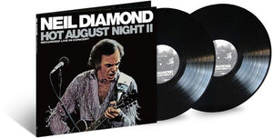 Neil Diamond - Hot August Night II (2XLP) - Blind Tiger Record Club